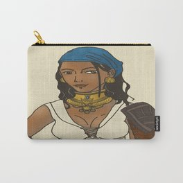 Isabela Carry-All Pouch