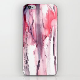 Marble Rain iPhone Skin