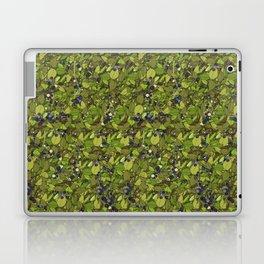 Blueberry Bushes Laptop & iPad Skin
