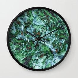 Surface tension Wall Clock