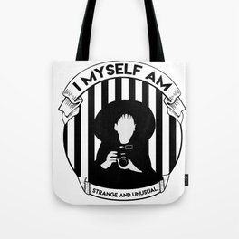 My whole life is a dark room Tote Bag