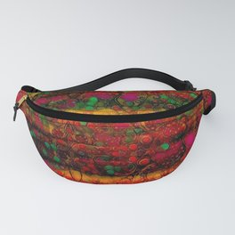 Astratto creativo Fanny Pack