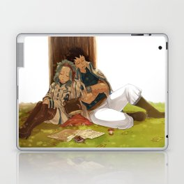 Rest Laptop & iPad Skin
