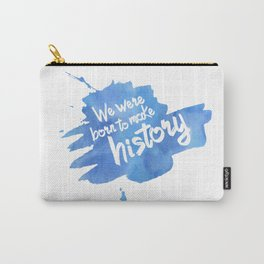 History Maker {Yuri on Ice} Carry-All Pouch