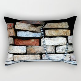 fancy kind of death Rectangular Pillow