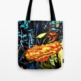 Ninjapocalypse Tote Bag