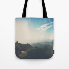 morning light ... Tote Bag