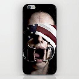 The American Dream iPhone Skin