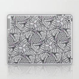 Aloof, a Cat Tessellation Laptop & iPad Skin