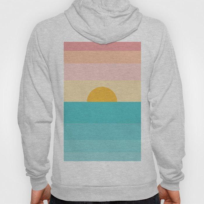 sunrise /sunset Hoody