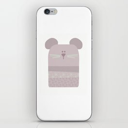 Baby Mouse iPhone Skin