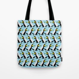 Honey Badgers Love Honey I Tote Bag