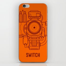Switch iPhone Skin