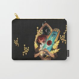 Like It's Written in the Stars - Transistor Carry-All Pouch