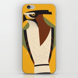 Birds of Brazil | Ornate Hawk Eagle iPhone Skin