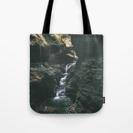 Watkins Glen Tote Bag
