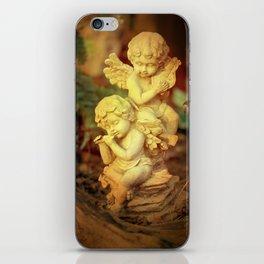 Cherubs iPhone Skin