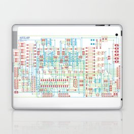 Circuit Design 1 Laptop & iPad Skin