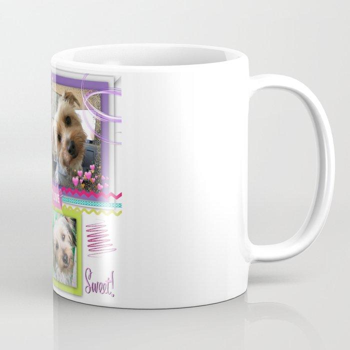 Louis the Yorkshire Terrier Coffee Mug