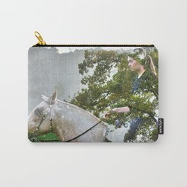 A Spark in the Trees Carry-All Pouch