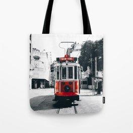Istanbul - Taksim Tote Bag