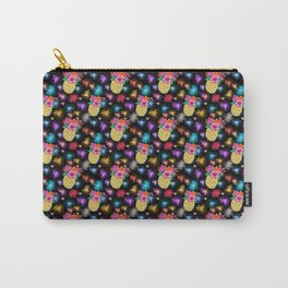 rainbow fireworks / friday night pineapple cocktails Carry-All Pouch