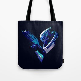 Mass Effect: Garrus Vakarian Tote Bag