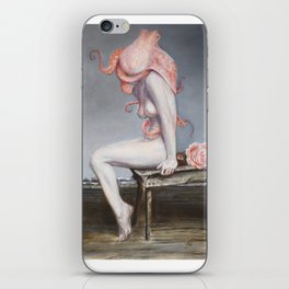 Encephalopoda iPhone Skin