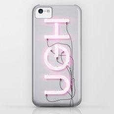 UGH Slim Case iPhone 5c