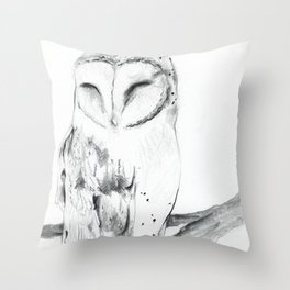 The Secret Word Is Throw Pillow