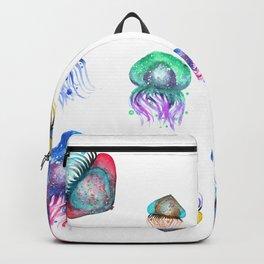 Galaxy Jellyfish Backpack
