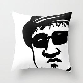 Face Blues Brother John Belushi Throw Pillow