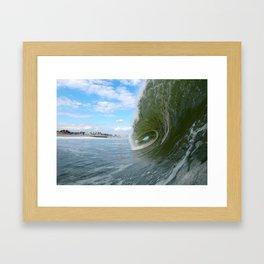 Steamroller Framed Art Print