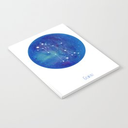 Constellation Gemini Notebook