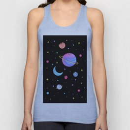 The Great Universe Unisex Tank Top
