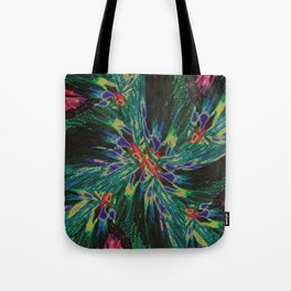 Whirlwind of Birds Tote Bag