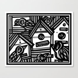 Absolute Sod Bodily Canvas Print