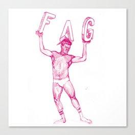 FAG 23 Canvas Print