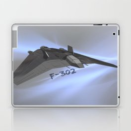 F-302 Laptop & iPad Skin