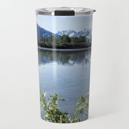 Placer River at the Bend in Turnagain Arm, No. 2 Travel Mug