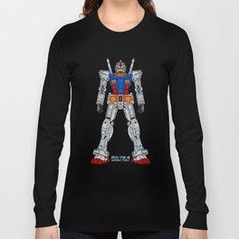 RX-78-2 garistipis Long Sleeve T-shirt