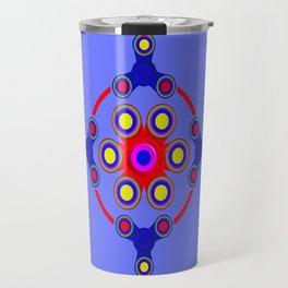 Fidget Spinner Design version 4 Travel Mug