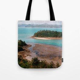 Whitsunday Islands Tote Bag