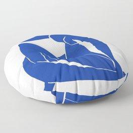 Henri Matisse - Blue Nude 1952 - Original Artwork Reproduction Floor Pillow