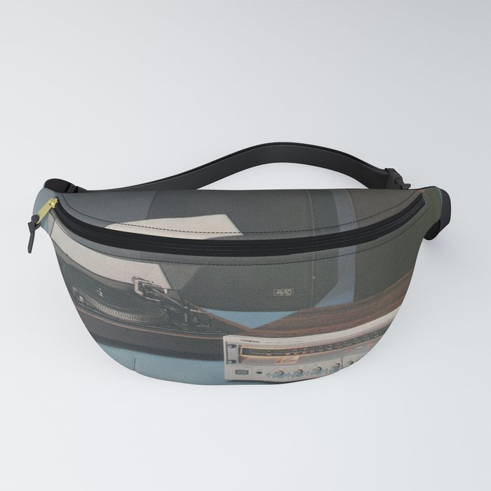 Vintage 1970's HiFi Fanny Pack