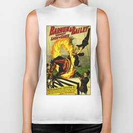 Barnum & Bailey Circus - Equestrian Biker Tank