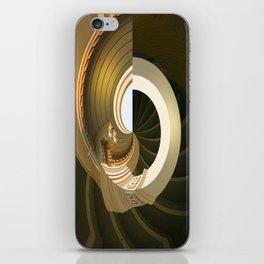 centripetal course 689 iPhone Skin