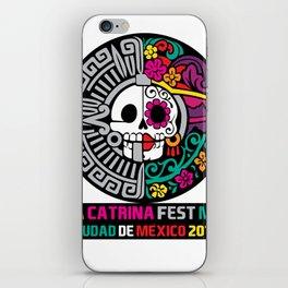 La Catrina Fest MX 2015 iPhone Skin