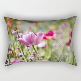Midi à Giverny Rectangular Pillow