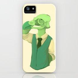 bird babe iPhone Case
